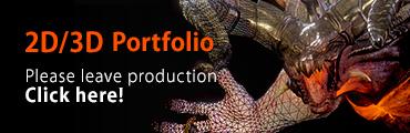 LinkedBrain Inc. 2D/3D Portfolio